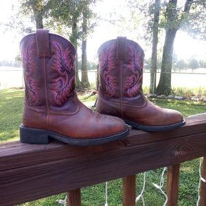 Ariat Ladies SteelToed Boots